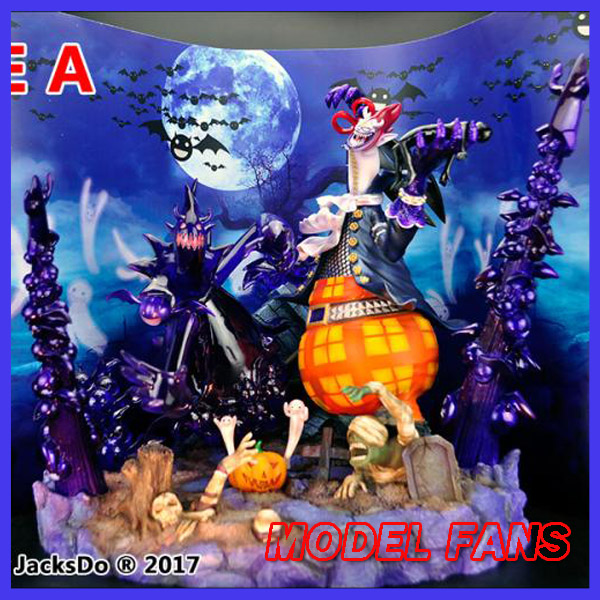 MODEL FANS IN-STOCK jacksdo One Piece 40cm Gekko Moria gk resin statue toy Figure for Collection soria moria