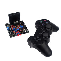 PS2 Controller Car Robot Tank Robot Control System Control Board Motor Drive Module Android APP Bluetooth