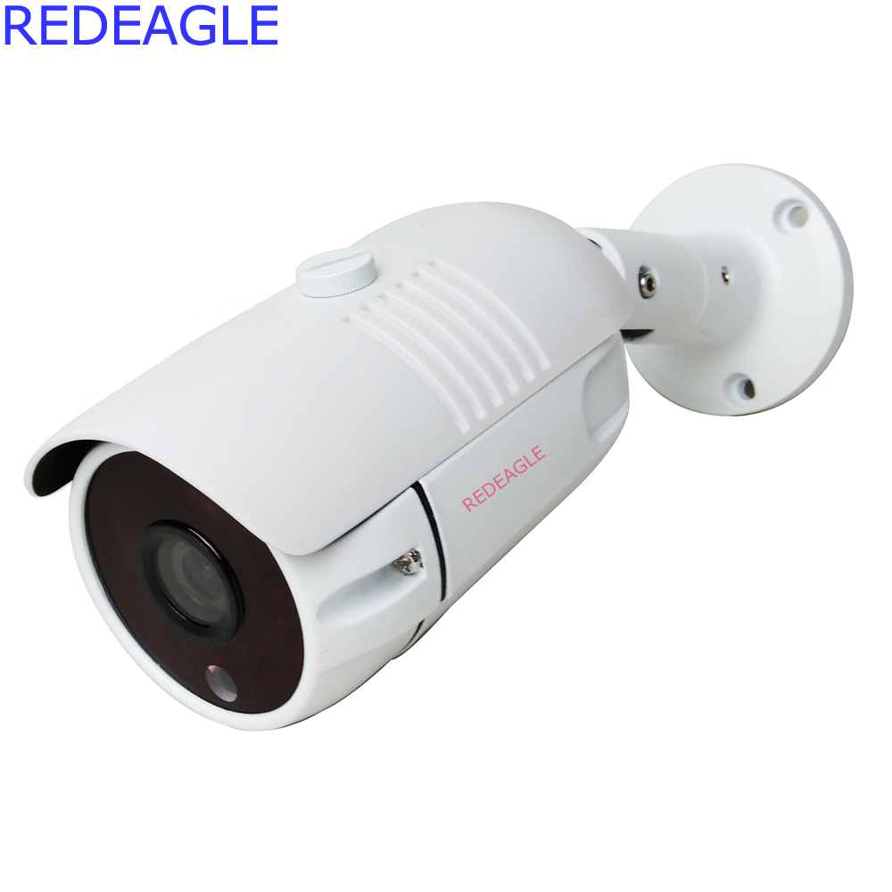 REDEAGLE 2MP CVI Camera indoor Outdoor Waterproof 1080P HD-CVI CCTV Camera Night Vision Bullet Surveillance Security Cameras full hd security camera hac hfw1220r vf ire6 2mp ir bullet cvi camera 1080p night version cvi camera built in sd