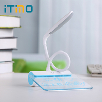 3 Mode Dimming USB Rechageable Touch Switch LED Table Lamp Eye Protection Message Light LED Desk