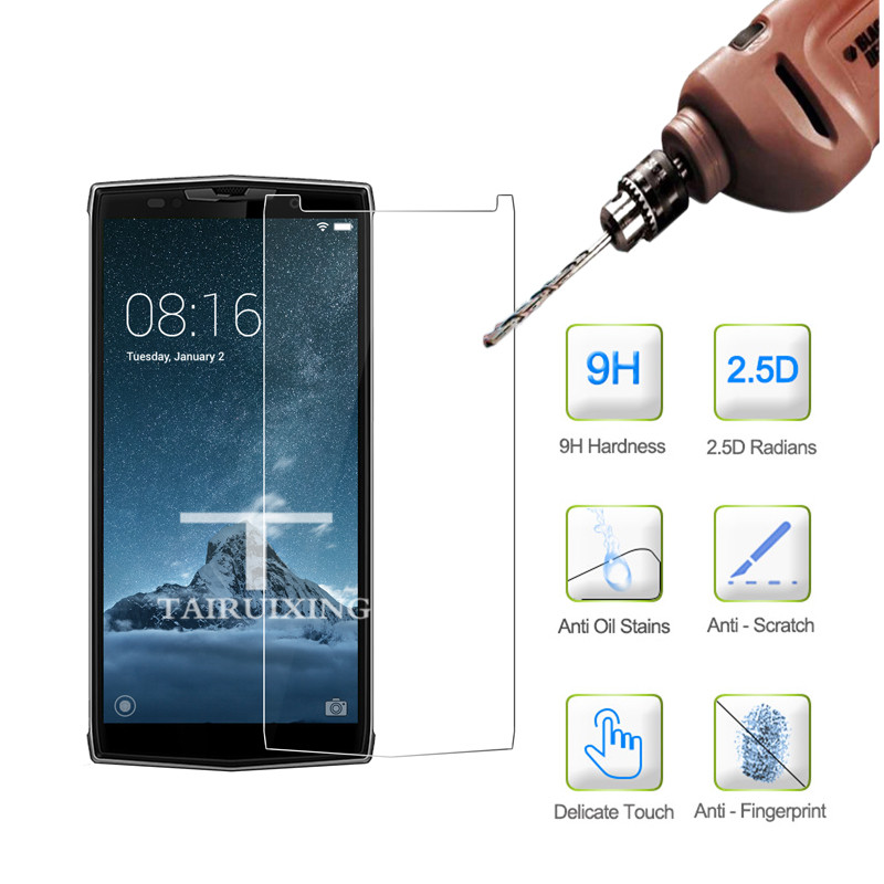 9H Tempered Glass for Doogee BL9000 5.99