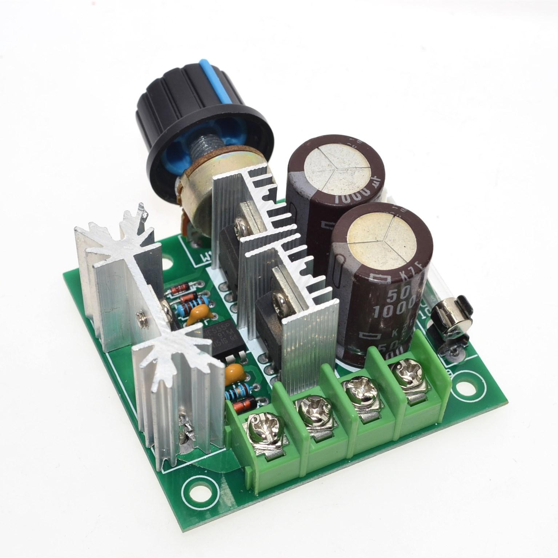 Pwm dc motor speed regulator adjustable speed control for 24v dc motor controller circuit