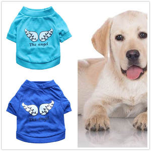 074c2fba8 ISHOWTIENDA Cute Pet Puppy T-shirt Shirt Summer Dog Clothes
