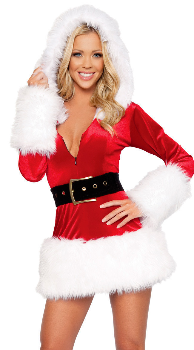 popular white santa costume buy cheap white santa costume. Black Bedroom Furniture Sets. Home Design Ideas