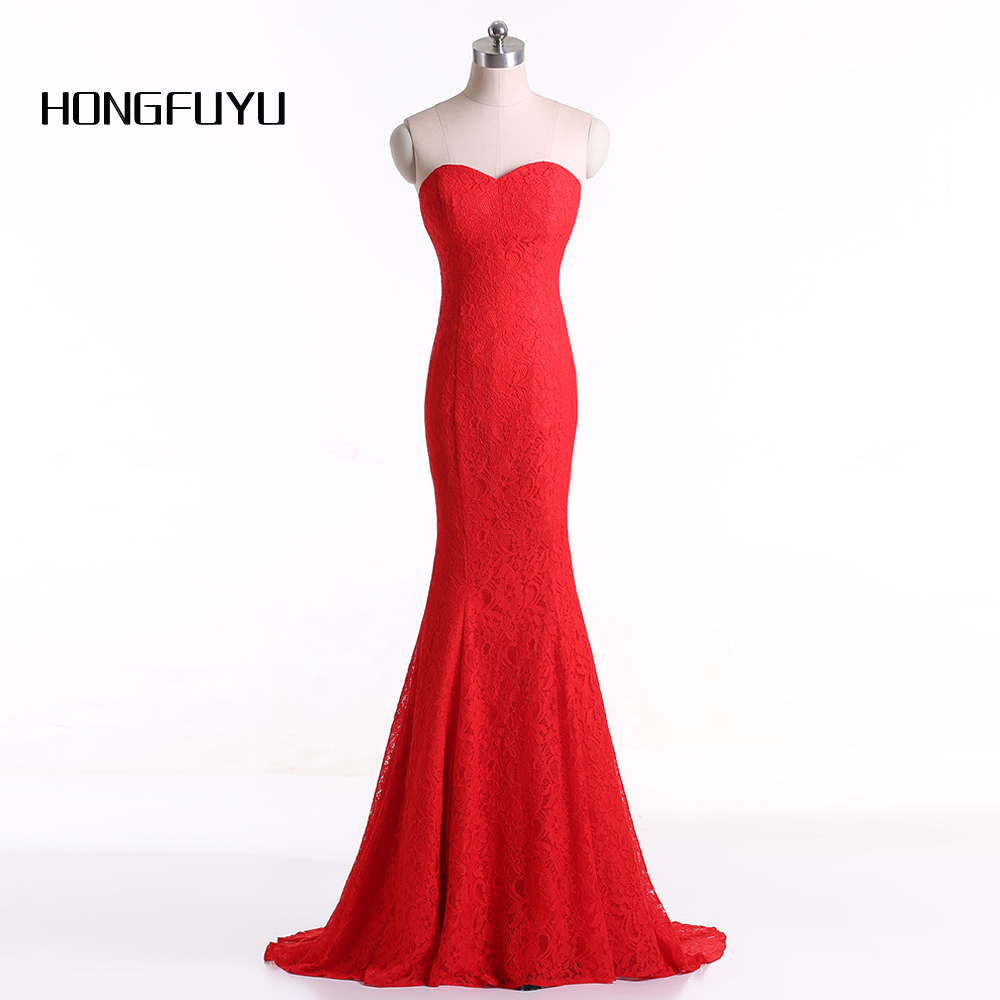 New Fashion Formal Evening Dress Strapless Evening Party Gowns ...