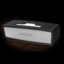 Nowy pokrowiec z TPU na podróży miękki futerał silikonowy pokrowiec dla Bose Soundlink Mini I/II I Soundlink Mini 1/2 bezprzewodowy głośnik Bluetooth