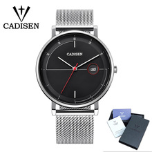 2018 Top Brand Luxury Men's Watches Casual Quartz Watch Men Mesh Stainless Steel XFCS Men Sport Watch Relogio Masculino Clock orologio uomo mike top brand luxury men stainless steel watch man casual quartz clock relogio masculino