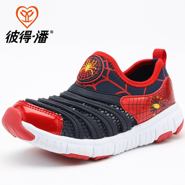 Summer Kids Sneakers Caterpillar Children Sport Kids Shoes For Girls Wearable Girls Trainers Baby's Sneakers Child Sport Shoes
