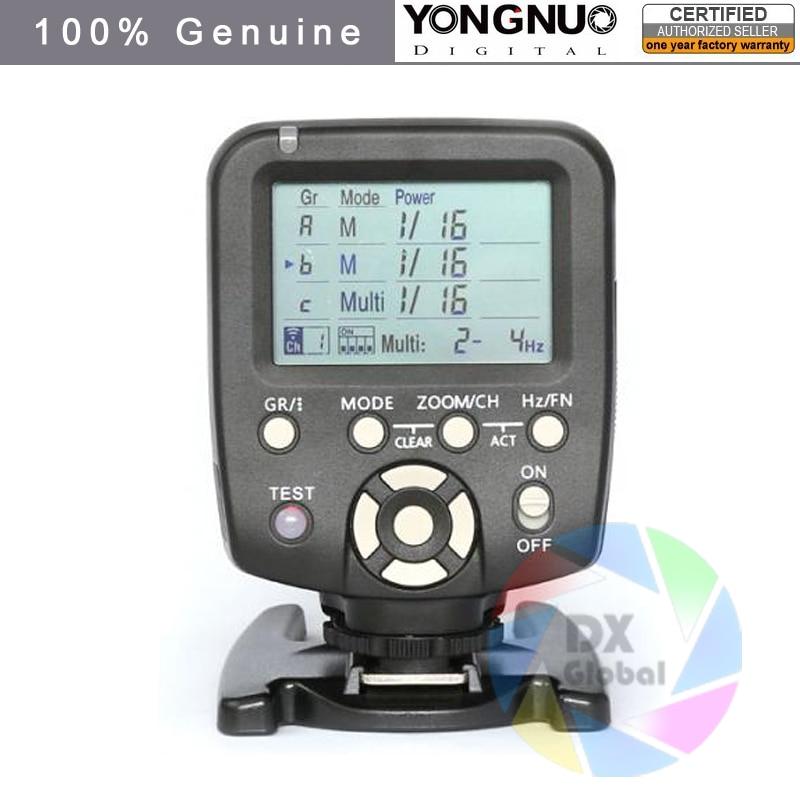 YN560-TX II Controlador de Flash Sem Fios Yongnuo e Comandante YN-560III YN560 IV Flash Speedlite, YN-560TX YN560TX para Canon Nikon