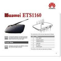 Huawei 3g ETS1160 gsm fwt/fct für anrufe tätigen und empfangen
