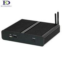 4K HTPC Mini Desktop Computer With Intel 6th Gen Skylake Core I7 6500U 6600U Intel HD