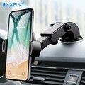RAXFLY тяжести автомобильный держатель телефона для samsung примечание 9 Авто телефон Автомобильный держатель мобильного телефона Поддержка для ...