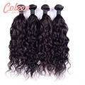 "7A Malaysian Virgin Hair Natural Wave 4 Bundles 8""-28"" Malaysian Curly Hair Cheap Human Hair Weave Virgin Malaysian Hair Bundles"