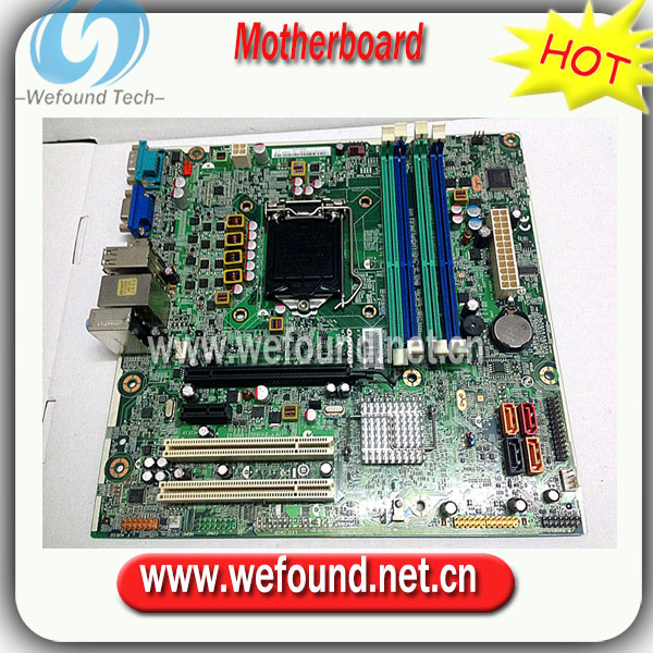 ФОТО 100% Working original M81 M81p system motherboard FRU 03T8005 03T8181 for IS6XM Q65 LGA 1155 work perffect