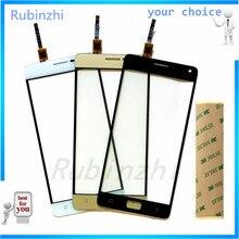Rubinzhi телефон сенсорный Панель для Lenovo P1 p1c72 p1a42 p1c58 Сенсорный экран планшета Сенсор Стекло touch Экран с Клейкие ленты