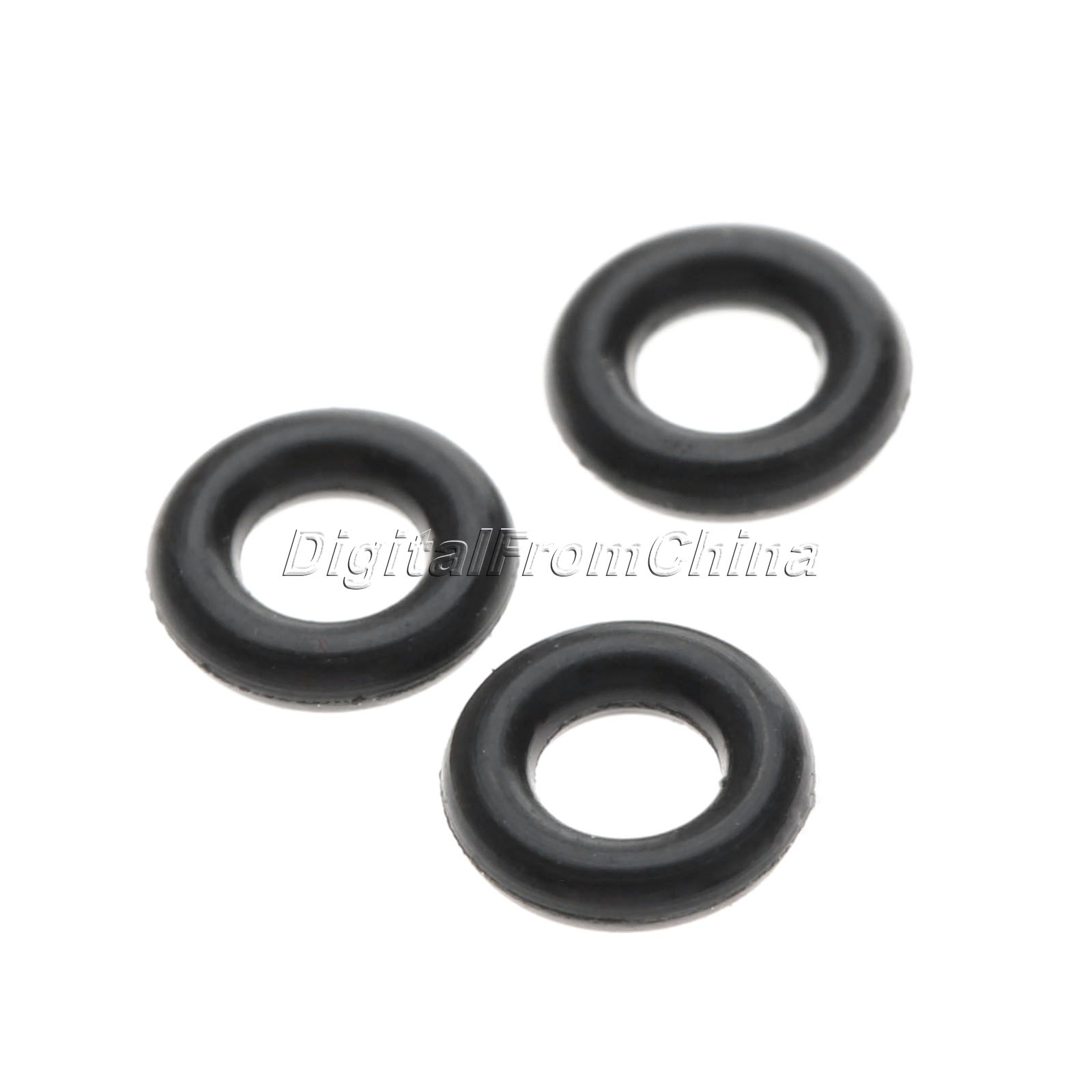 Top Selling Rubber O Ring Stem Flight Dart Tip Gasket Grip Washer Grommet 100PCS