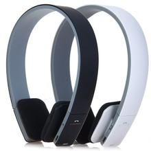 Auriculares inalámbricos bluetooth estéreo auriculares manos libres auricular deporte ejercicio con cancelación de ruido del micrófono de 3.5mm jack