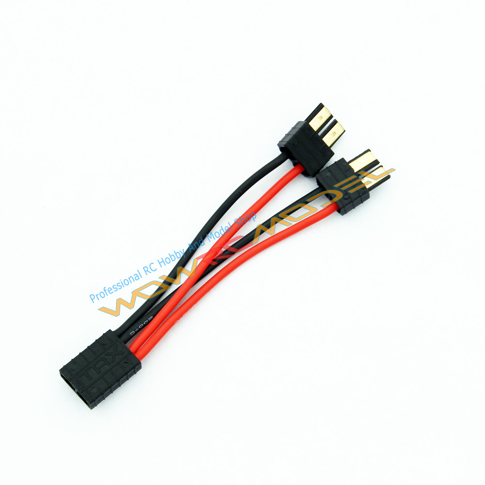 font b Traxxas b font Y font b Harness b font 16AWG Silicone font b online get cheap traxxas wire harness aliexpress com alibaba group traxxas wiring harness at readyjetset.co