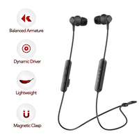 New Arrival Acil H1 Super Light Wireless Bluetooth In Ear Earphone Smart Magnet Konwles Balanced Armature
