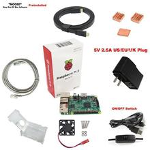High Quality Starter Pack DIY Kit For Raspberry Pi 3 Model B 1GB RAM Quad Core 1.2GHz CPU Professional Game Accessories