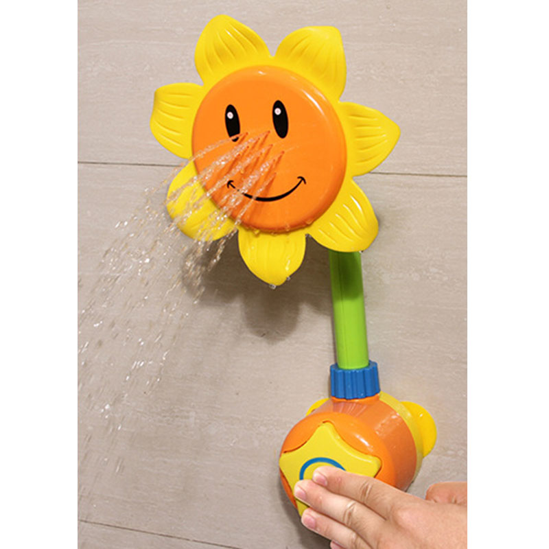 Lovely Sunflower Spray Flow Shower Head Baby Kids Bath Fun Play Bathing  Toys Bath Water Toy. Popular Shower Head Kids Buy Cheap Shower Head Kids lots from