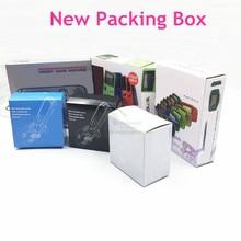 GBA için GBC GBA SP GB DMG oyun konsolu yeni ambalaj kutusu karton için Gameboy Advance yeni ambalaj