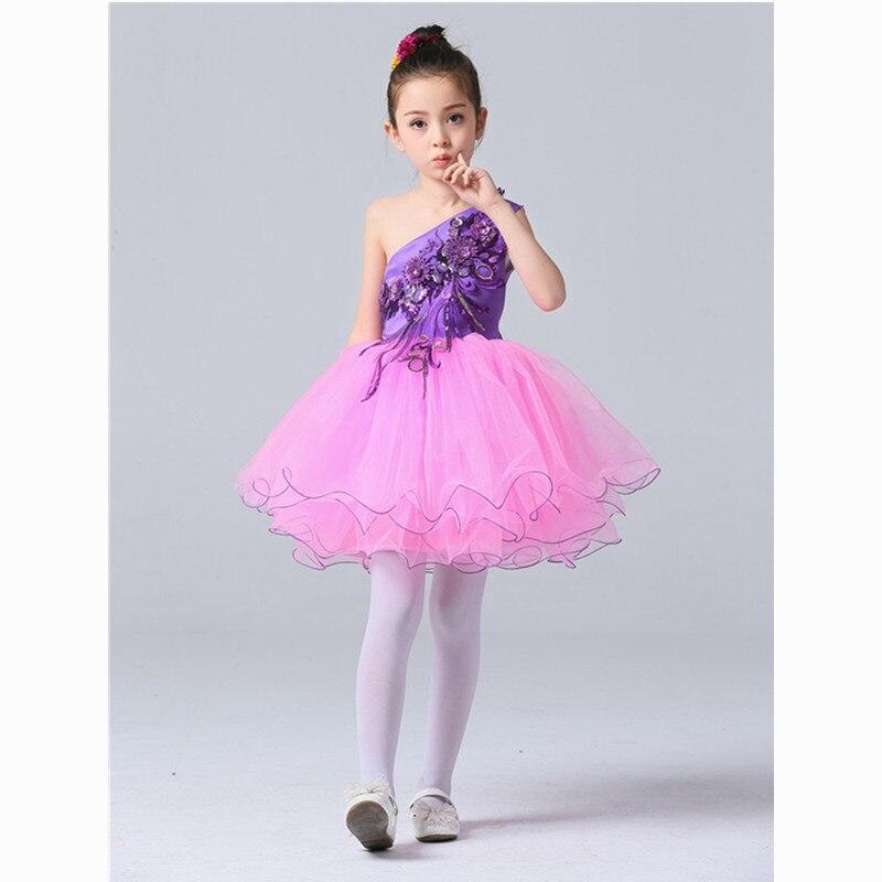 Girls purple fairy Costumes Halloween Dress Avenue Neverland Garden Fairy kids Costume lovely princess Dress