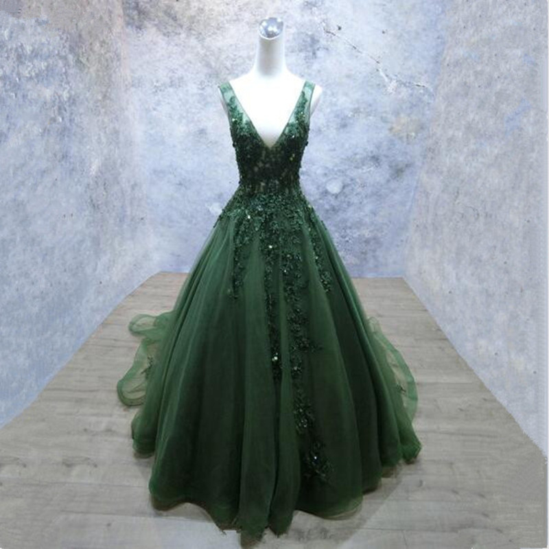 New Arrival sweetheart Long Prom Dresses Luxury Lace Appliques