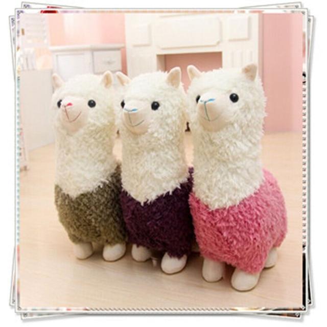 Large Plush Animals Alpaca Toy Unicorn Littlest Pet Shop Soft Toys