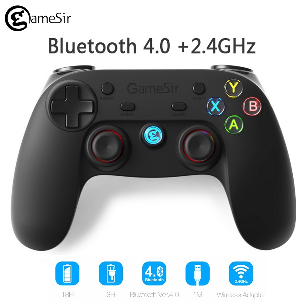 Gamesir G3s Games Wireless Controller 2.4GHz Bluetooth Controller Game Pad Android Gamepad for PC Android PlayStation3