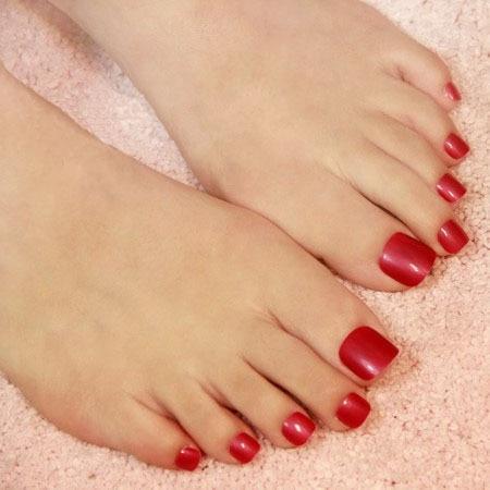 Leg Nail Art Pic Nailarts Ideas