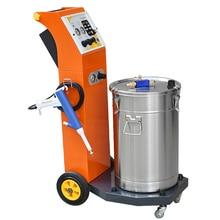 BO-803 Electrostatic Powder Spraying Machine Electrostatic Generator Spraying Equipment 200-240V/50HZ whole set of electrostatic powder coating machine with electrostatic powder coating gun