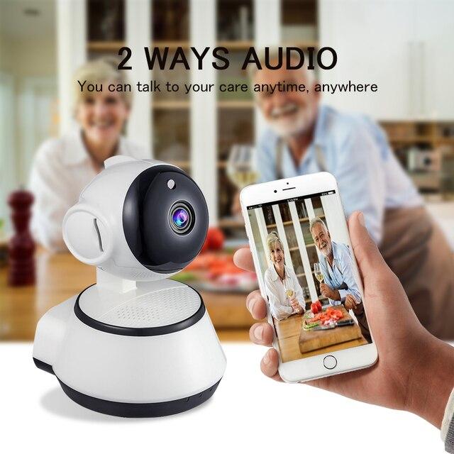 Home Security IP Camera WiFi Wireless Mini Network Camera Video Surveillance 720P Night Vision CCTV Camera Wifi Baby Monitor IR 4