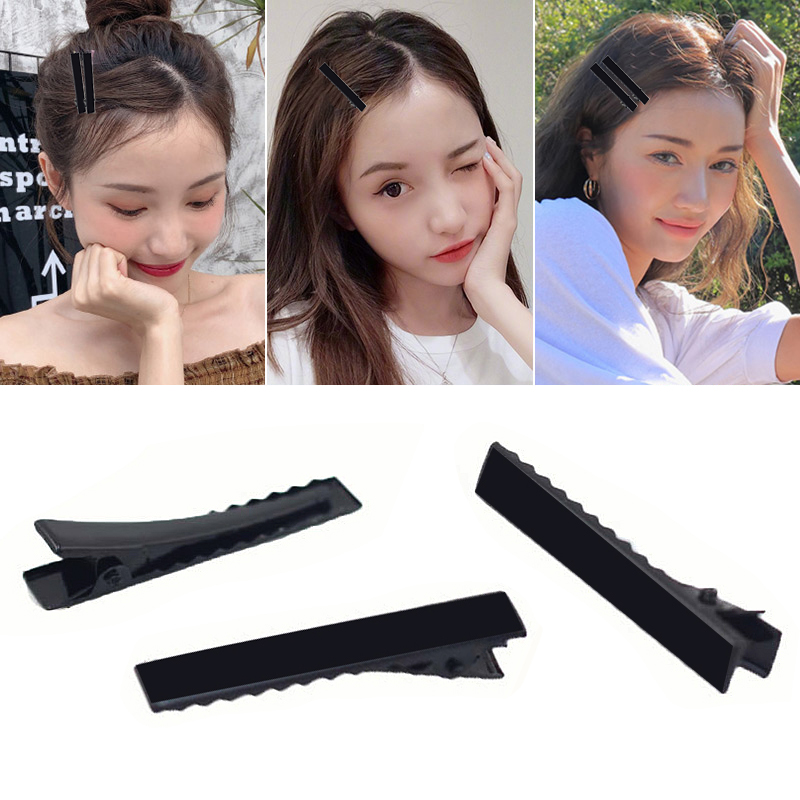 50Pc Hairdressing Accessories Metal Hair Clips For Women Crocodiles Clips Hairclip Barrettes Hairpins Hair Accessories Headwear