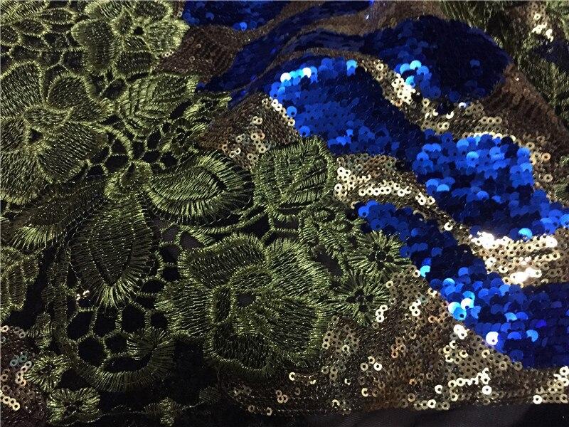 eersteklas kant stof met pailletten, groothandel mooie Afrikaanse - Kunsten, ambachten en naaien - Foto 2