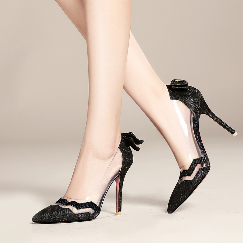 Big Size Sale 34-47 New Fashion Sexy Pointed Toe Women Pumps Platform super High Heels Ladies Wedding  Party Shoes 10-17 big size sale 34 43 new fashion sexy pointed toe women pumps spring summer autumn high heels ladies wedding party shoes 6629