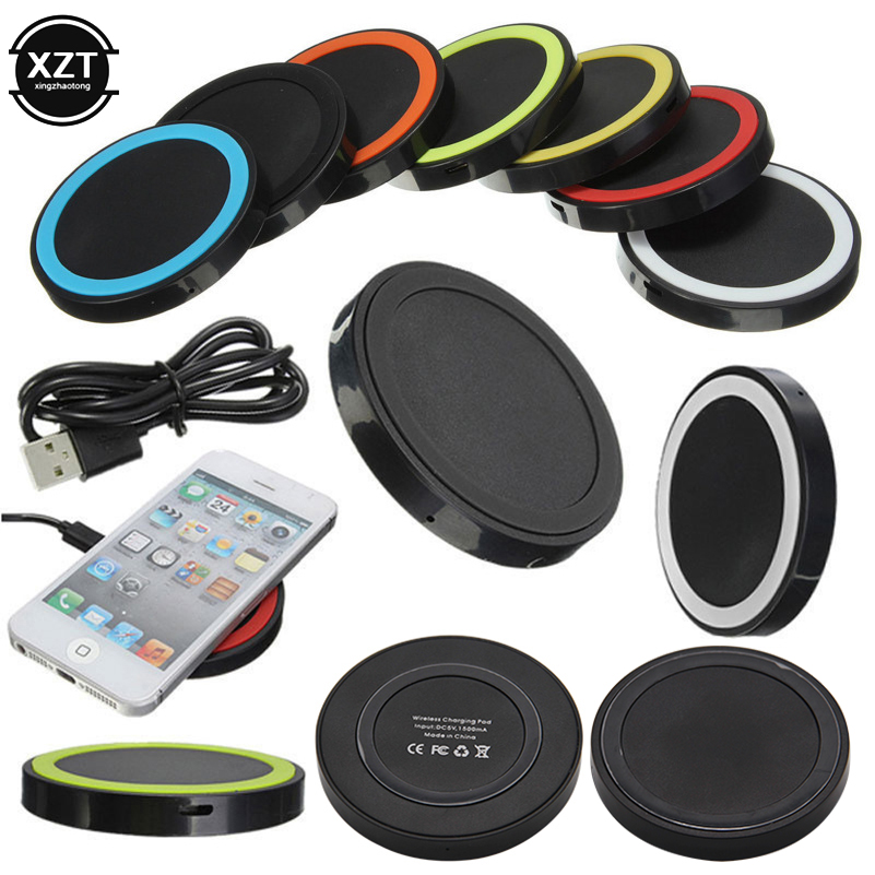Car Qi Wireless Charger for xiaomi iPhone X Xs MAX XR 8plus Fast Charging for Samsung S10 S9 Plus Note 9 8 USB Phone Charger Pad
