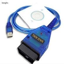 ferramentas automotiva obd2 409.1 vag com USB diagnostic tool herramientas para el auto English version free shipping
