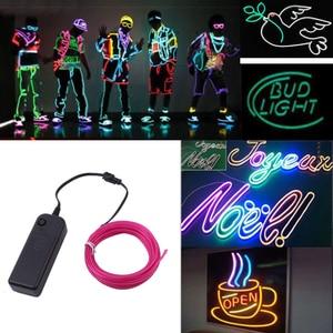 Glow Neon Luminescent Line EL