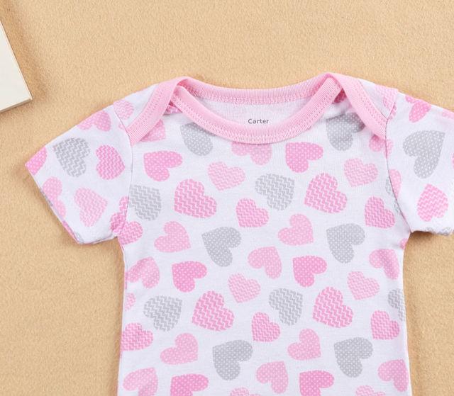 Baby Girl Bodysuit