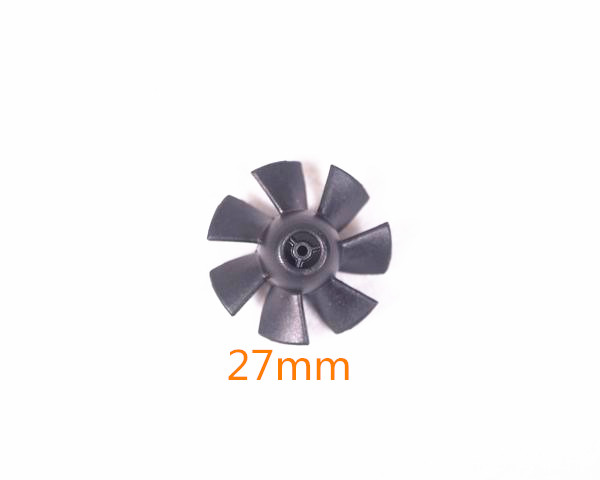 MYSTERY 8 Blades Propellers EDF Ducted Fan Barrel Without Motor For RC Airplane27mm/30mm/35mm/40mm/45mm/50mm/55mm/65mm70mm