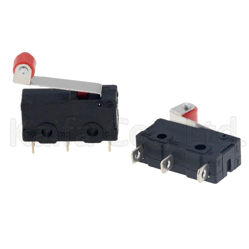 100 pces kw12 kw11 3 máquina do laser micro sensor de limite interruptor automáticoauto switch boxauto power window switchauto fan switch -