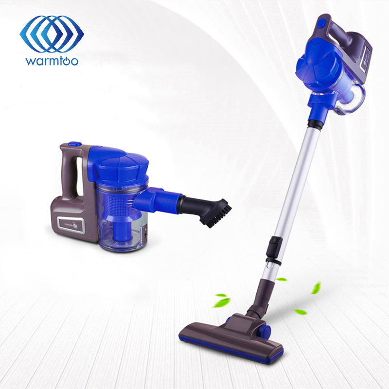 Handheld Vacuum Cleaner Upright Stick and Handy Dust Collector Low Noise Removal Mites Home Portable Household Aspirator 220V ultra quiet push rod vacuum cleaner portable dual use handheld dust collector mites killing device high power home aspirator