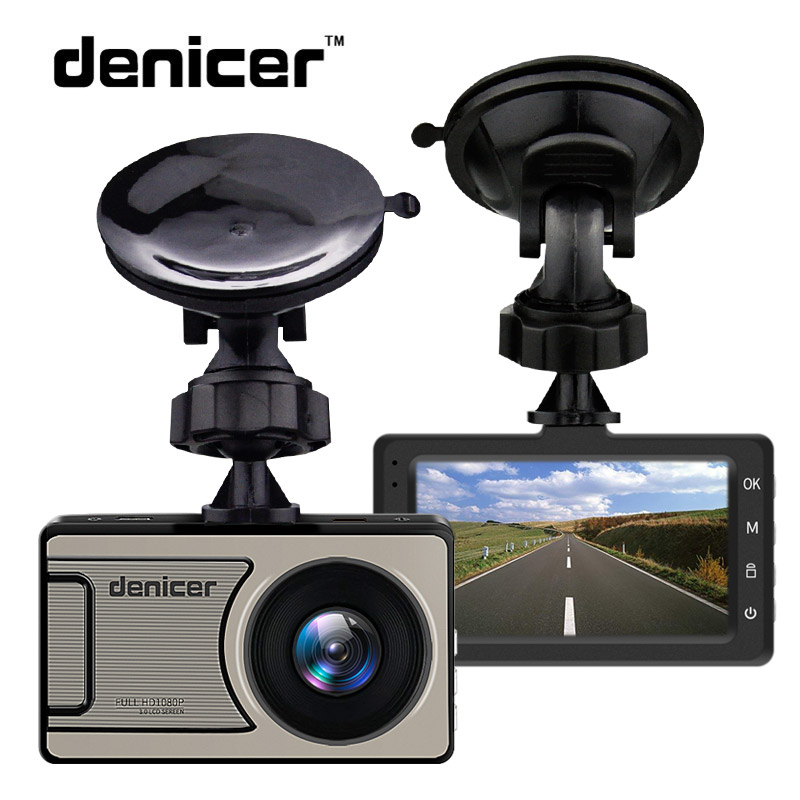 цена на Denicer D710 Car Recorder Camera Novatek 96655 Video Registrator Car 170 Degree Wide Angle Car Camcorder Night vision dash cam