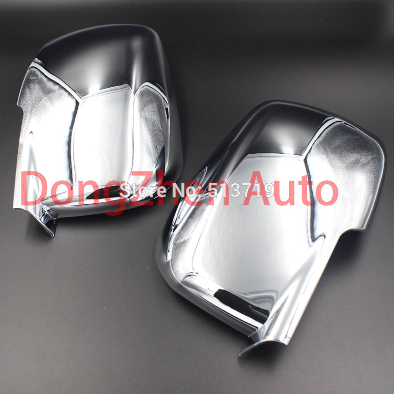 For 2013 Dodge Journey Chrome Body Side Mirror Cover Trim