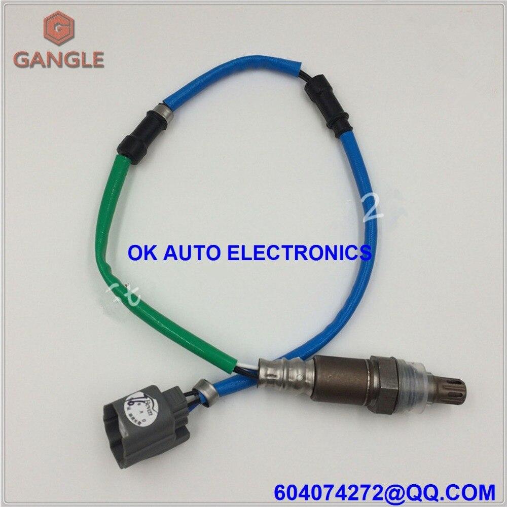Capteur d'oxygène capteur Lambda capteur de rapport de carburant d'air pour Honda Odyssey RB1 2.4 36531-RFE-J01 211200-2122 2005-2008
