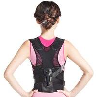 Dorsal spine Correction Belt For Women Men Shoulder Support Back Care Posture Corrector Adjustable Clavicle Strap Treatment