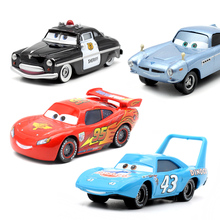 20 Style Disney Pixar Cars 2 Storm Cars 3 Mater Vehicle 1:55 Diecast Metal Alloy Toys Model Car Birthday Gift For Kids