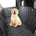 Calabaza Impermeable Antideslizante Pet Dog Posterior Del Coche Del Asiento Protector de la cubierta Pet Dog Mat Protege de Barro Suciedad Mantenga limpia
