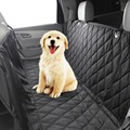 Pumpkin Waterproof Non Slip Pet Dog Car Rear Back Seat Cover Protector Pet Dog Mat Protects from Mud Dirt Keep Clean